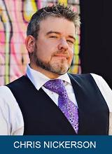 photo of Chris Nickerson
